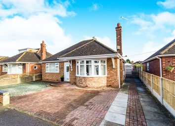 Thumbnail 3 bed bungalow for sale in Western Crescent, Lincoln