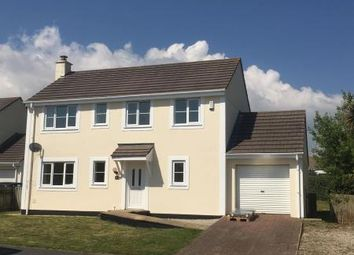Thumbnail 4 bed detached house for sale in Dunstan Close, St. Dennis, St. Austell