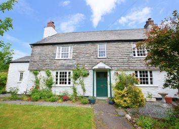 Thumbnail 6 bed property for sale in Mary Tavy, Tavistock
