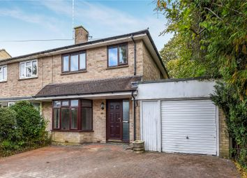 Thumbnail 3 bed semi-detached house to rent in Prichard Road, Headington