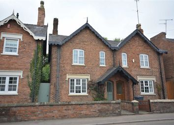 Thumbnail 3 bed semi-detached house for sale in High Street, Repton, Derbyshire