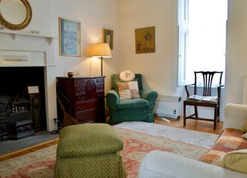 Thumbnail 2 bed terraced house to rent in Restalrig Road South, Edinburgh