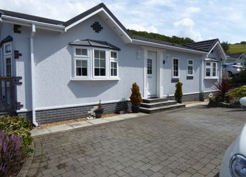 Thumbnail 2 bedroom mobile/park home for sale in Pant Mawr Park, Old Llanfair Road, Harlech, Wales, 2Sx