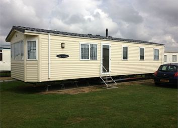 Thumbnail 3 bed mobile/park home for sale in New Lydd Road, Camber, Rye