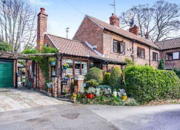 Thumbnail 3 bed cottage for sale in Park Lane, Elkesley