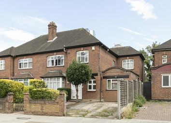 Woodberry Grove, London N4. 5 bed semi-detached house