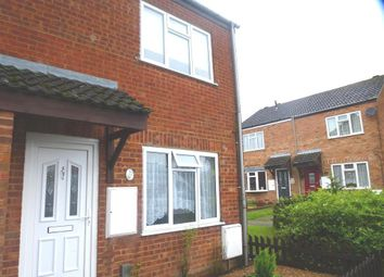 Thumbnail 3 bed end terrace house to rent in Meadway, Leighton Buzzard