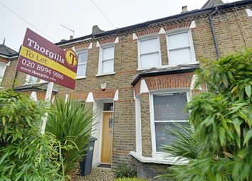 Thumbnail 3 bed terraced house to rent in Hearne Road, Chiswick