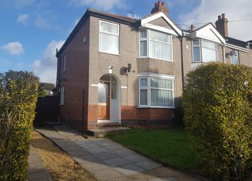 Thumbnail 3 bedroom end terrace house for sale in Marner Crescent, Radford, Coventry