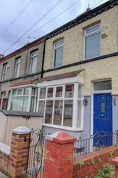 Thumbnail 3 bedroom terraced house for sale in Woodhey Road, Aigburth, Liverpool