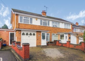 3 bed semi-detached house for sale in Beechnut Close, Solihull B91