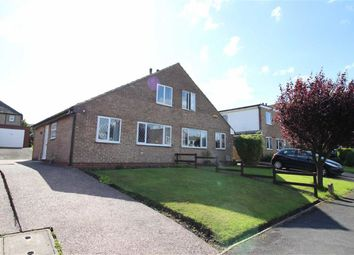 Thumbnail 2 bed semi-detached house to rent in Banks Crescent, Golcar, Huddersfield