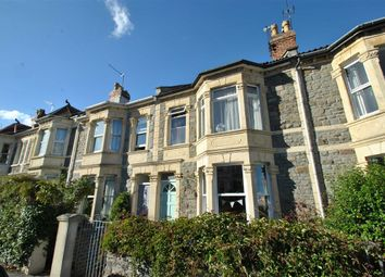 Thumbnail 2 bed terraced house for sale in Somerset Road, Knowle, Bristol