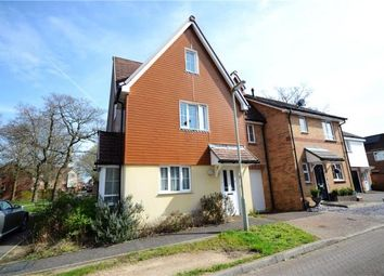 Thumbnail 4 bed semi-detached house for sale in Mulberry Way, Farnborough, Hampshire