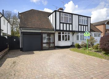 Thumbnail 3 bed semi-detached house to rent in The Highlands, Rickmansworth