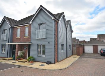 Thumbnail 3 bed semi-detached house for sale in Mainsail Lane, Hempsted, Gloucester