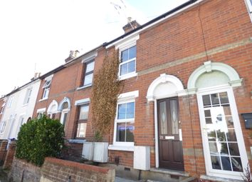 Thumbnail 3 bed terraced house to rent in Fairfax Road, Colchester