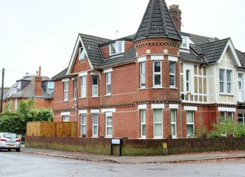 Thumbnail 2 bed flat for sale in Fortescue Road, Winton, Bournemouth