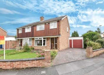 Thumbnail 3 bedroom semi-detached house to rent in Cornwallis Close, East Oxford