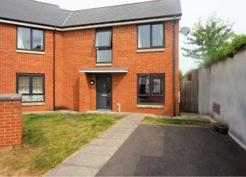 Thumbnail 3 bed end terrace house for sale in Lucas Street, Cathays