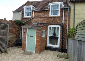 Thumbnail 1 bed cottage to rent in Queen Street, Louth