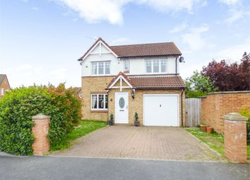 Thumbnail 4 bed detached house for sale in Herne Close, Redcar, North Yorkshire
