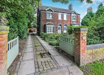 Thumbnail 4 bed semi-detached house for sale in Orford Road, Endon, Staffordshire