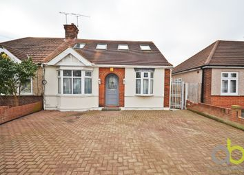 Thumbnail 4 bedroom semi-detached bungalow to rent in Long Lane, Grays