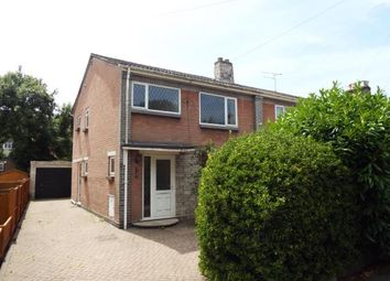 Thumbnail 3 bed semi-detached house for sale in New Road, Parkstone, Poole