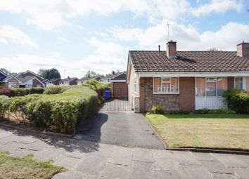 Thumbnail 2 bedroom semi-detached bungalow for sale in Langland Drive, Blurton, Stoke-On-Trent, Staffordshire