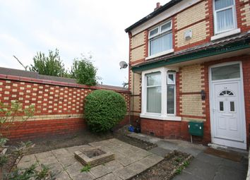 Thumbnail 3 bed end terrace house for sale in Edenhurst Ave, Wallasey