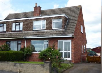 Thumbnail 3 bed semi-detached house for sale in The Leys, Newhall