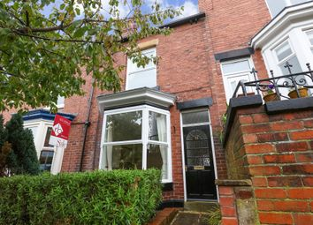 Thumbnail 4 bed terraced house for sale in Louth Road, Sheffield