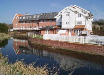 Thumbnail 1 bed flat to rent in Rushbrook Mill, Papermill Lane, Bramford