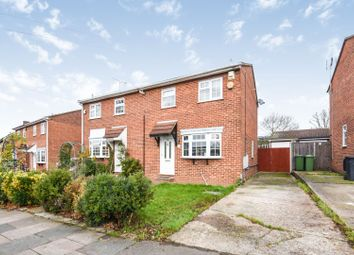 3 bed semi-detached house for sale in Chatteris Avenue, Romford RM3