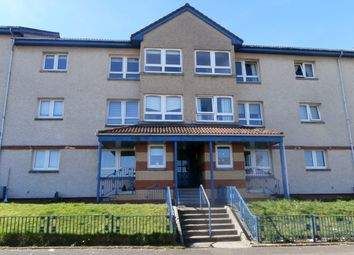 Thumbnail 2 bed flat for sale in Burnmouth Road, Barlanark, Glasgow