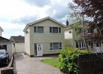 Thumbnail 3 bed detached house for sale in Ashwood Drive, Gellinudd, Pontardawe, Swansea