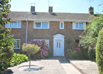 Thumbnail 2 bed terraced house for sale in Wiston Avenue, Broadwater, Worthing