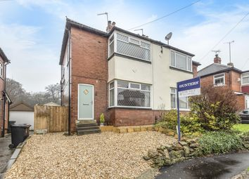Thumbnail 3 bed semi-detached house for sale in Parkland Gardens, Meanwood, Leeds