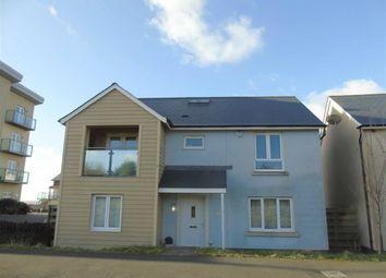 Thumbnail 4 bed detached house for sale in Bwlch Y Gwynt, Machynys, Llanelli