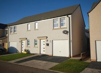 Thumbnail 3 bedroom semi-detached house to rent in 56 Kingfisher Grove, Galashiels