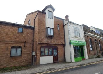 Thumbnail 3 bed maisonette for sale in 71A High Street, Ramsey, Huntingdon, Cambridgeshire