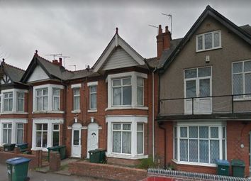 Thumbnail 5 bed terraced house for sale in 262 Earlsdon Avenue North, Coventry, West Midlands