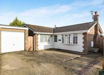 Thumbnail 3 bed detached bungalow for sale in Roman Way, Horncastle, Lincs