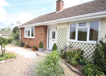 Thumbnail 2 bed semi-detached bungalow for sale in St. Martins, Stapleton, Leicester
