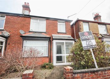 Thumbnail 3 bed semi-detached house for sale in Medina Road, Shirley, Southampton