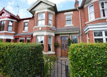 4 bed terraced house for sale in Earlsdon Avenue South, Earlsdon, Coventry CV5