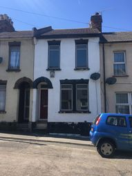 Thumbnail 3 bed terraced house to rent in Natal Road, Chatham