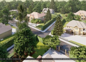 Thumbnail Land for sale in Mole Road, Arborfield, Reading