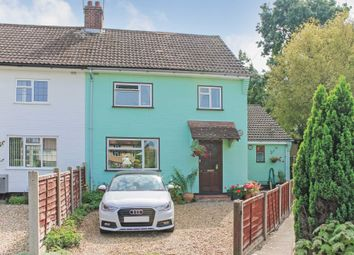 Thumbnail 3 bed semi-detached house for sale in Stoneycroft, Aldbury, Hertfordshire